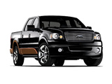 Ford F-150 Harley-Davidson 2008 wallpapers