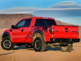 Ford F-150 SVT Raptor SuperCab 2009–12 photos