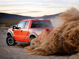 Ford F-150 SVT Raptor SuperCab 2009–12 wallpapers