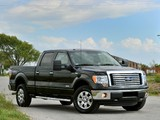 Ford F-150 EcoBoost SuperCrew 2010–12 images
