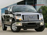 Ford F-150 EcoBoost SuperCrew 2010–12 pictures