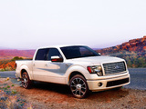Ford F-150 Harley-Davidson 2010 pictures