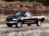Images of Ford F-150 Regular Cab 1996–2003