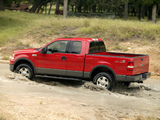 Images of Ford F-150 FX4 2004–05
