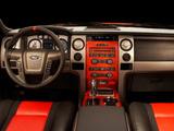 Images of Ford F-150 SVT Raptor SuperCab 2009–12