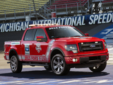 Images of Ford F-150 FX4 EcoBoost NASCAR Pace Truck 2013