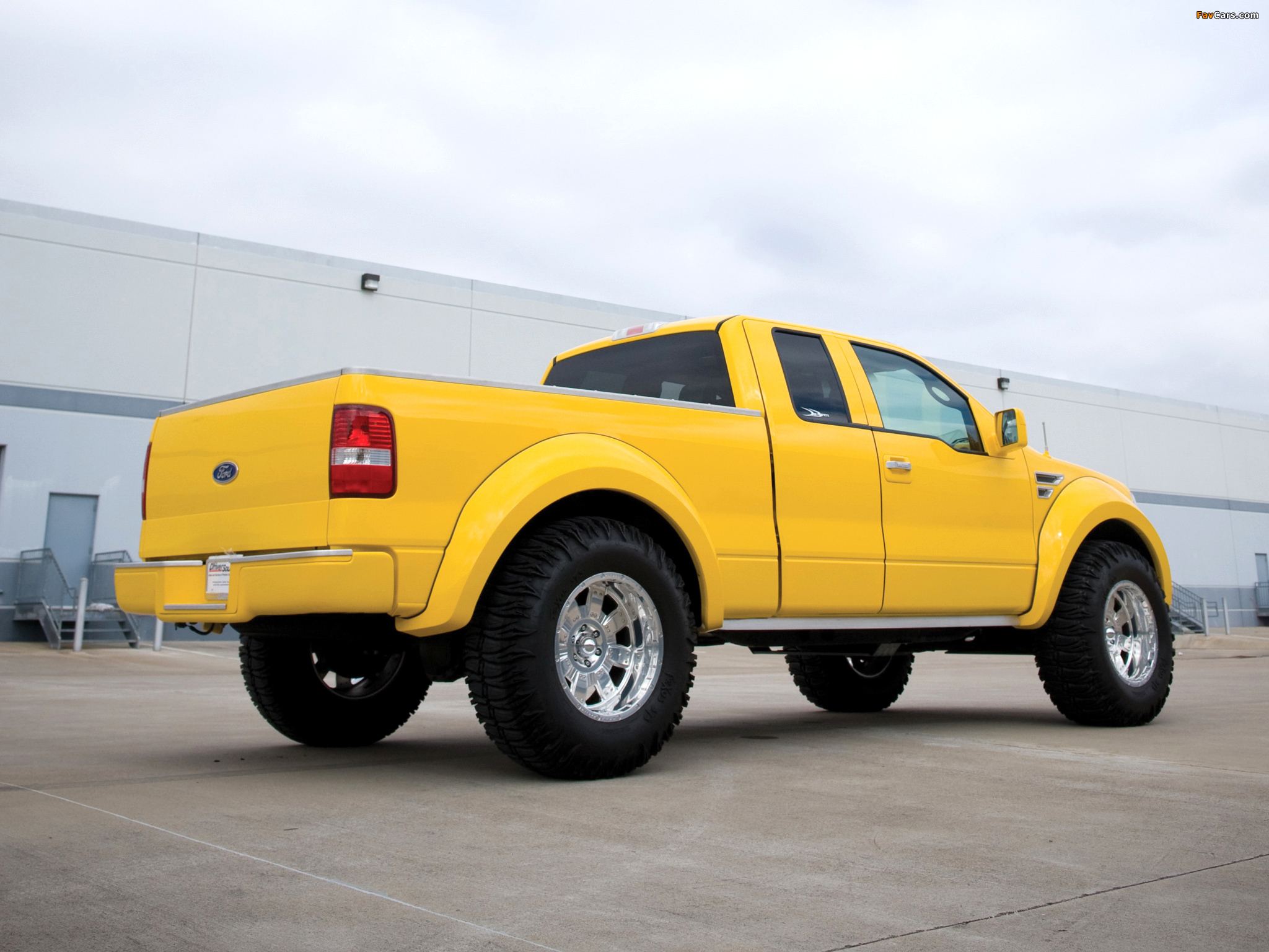 Ford F 150 Tonka >> Photos Of Ford F 150 Tonka By Deberti Designs 2004