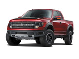 Photos of Ford F-150 SVT Raptor Special Edition 2013