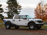 Photos of Roush F-150 SVT Raptor 2013