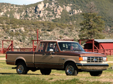 Pictures of Ford F-150 SuperCab 1987–91
