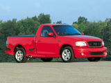Pictures of Ford SVT F-150 Lightning 1999–2003