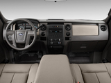 Pictures of Ford F-150 SuperCab 2004–08