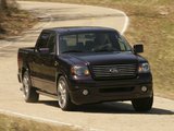 Pictures of Ford F-150 Harley-Davidson SuperCrew 2007
