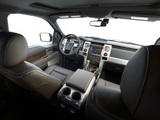 Pictures of Ford F-150 Platinum 2008–11