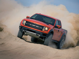 Pictures of Ford F-150 SVT Raptor SuperCab 2009–12