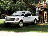 Pictures of Ford F-150 XLT 2011–12