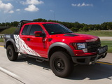 Pictures of Roush F-150 SVT Raptor by Greg Biffle 2012–13