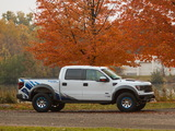 Pictures of Roush F-150 SVT Raptor 2013