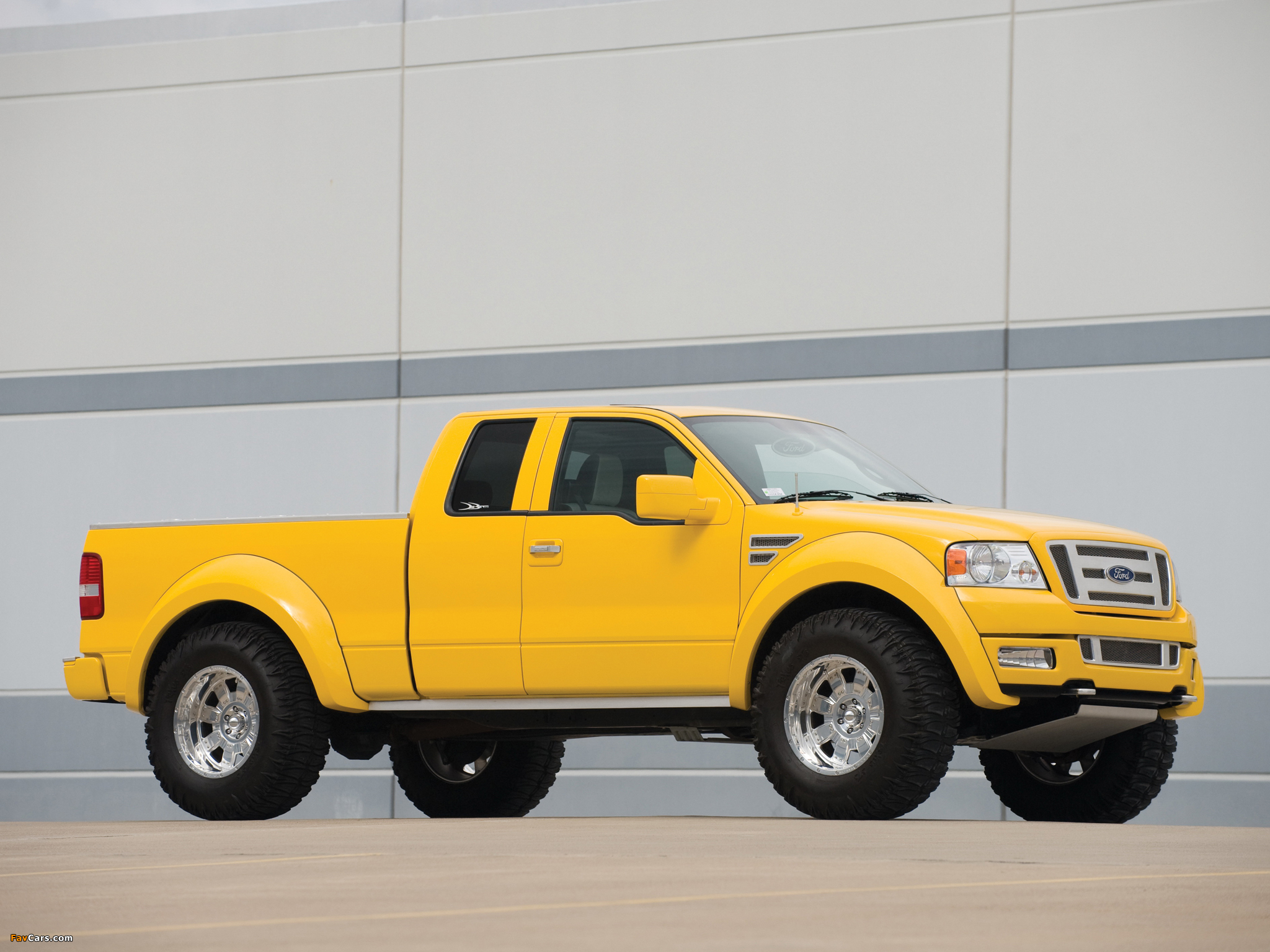 Ford F 150 Tonka >> Ford F 150 Tonka By Deberti Designs 2004 Wallpapers 2048x1536