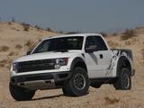 Ford F-150 SVT Raptor SuperCab 2009–12 wallpapers