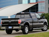 Ford F-150 EcoBoost SuperCrew 2010–12 wallpapers