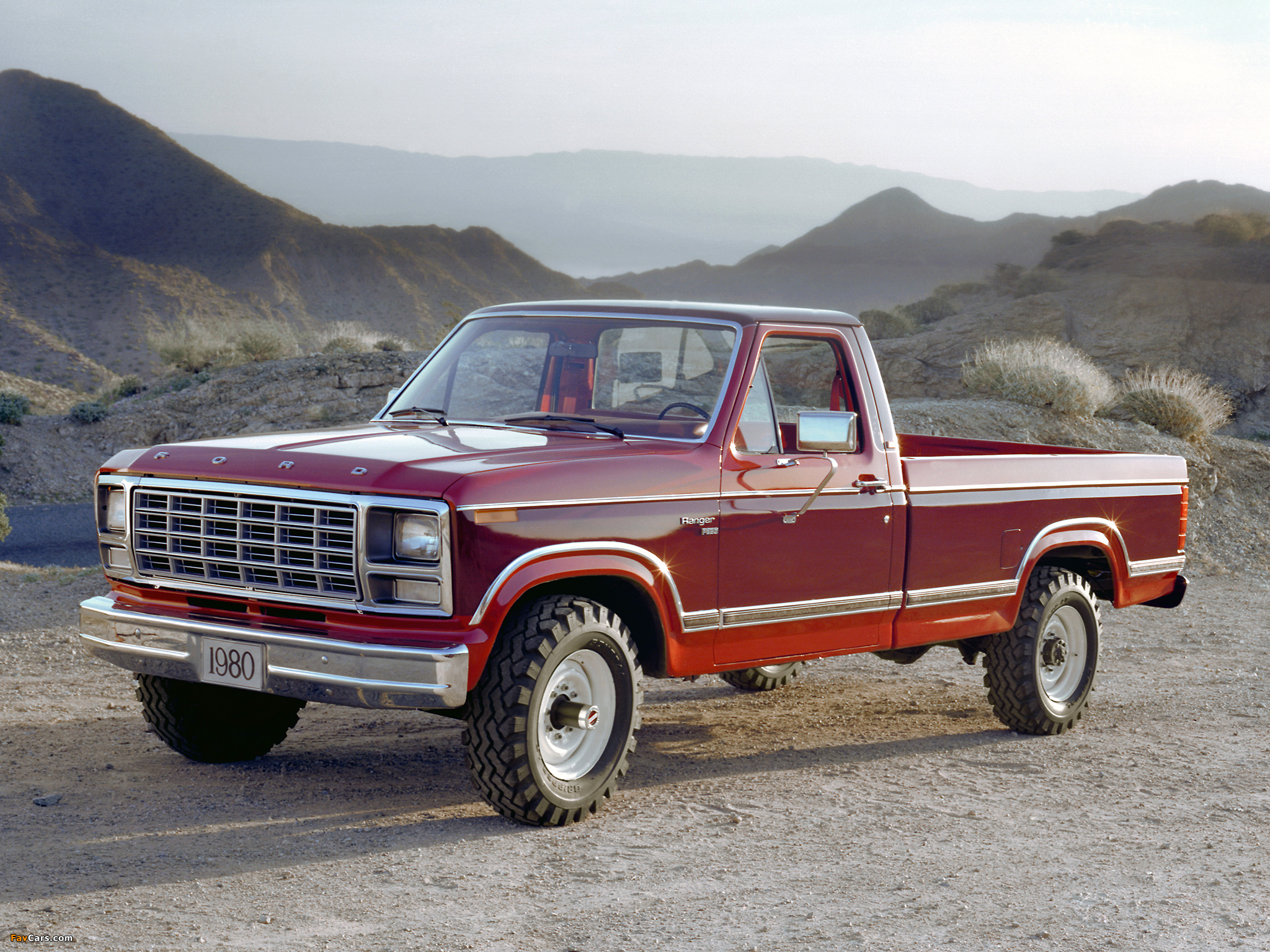 Ford F 250 Ranger 1980 Wallpapers 2048x1536