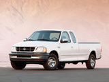 Ford F-250 1997–98 images