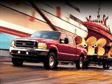 Ford F-250 Super Duty Crew Cab 1999–2004 wallpapers