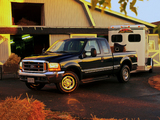 Ford F-250 Super Duty Extended Cab 1999–2004 wallpapers