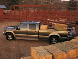 Ford F-250 King Ranch 2004 pictures