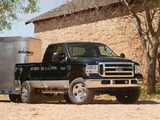 Ford F-250 FX4 2005–07 photos
