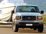 Ford F-250 Double Cab ZA-spec 2005–08 photos