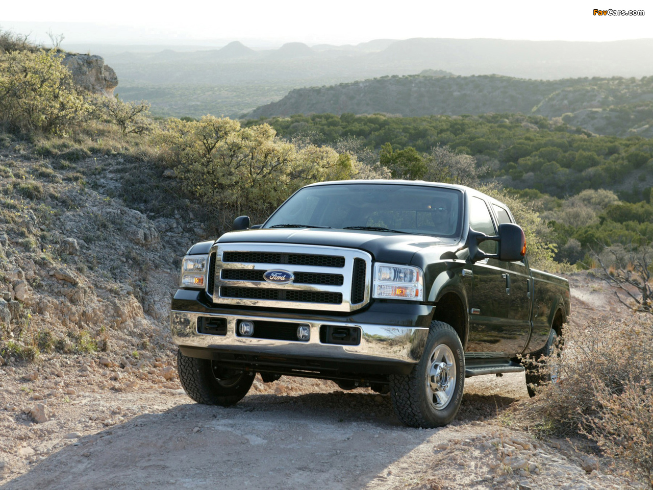 Ford F-250 FX4 2005–07 pictures (1280 x 960)