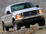 Ford F-250 Double Cab ZA-spec 2005–08 pictures