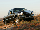 Ford F-250 FX4 2005–07 pictures