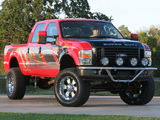 Ford F-250 Super Duty by Fabtech 2006 wallpapers