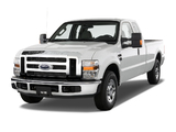 Ford F-250 Super Duty Extended Cab 2007–09 images