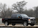 Ford F-250 Super Duty Crew Cab 2007–09 images
