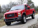 Ford F-250 FX4 2007–10 images