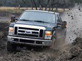 Ford F-250 Super Duty Extended Cab 2007–09 photos