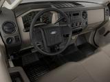 Ford F-250 Super Duty Regular Cab 2007–10 photos