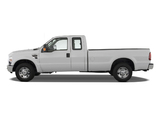 Ford F-250 Super Duty Extended Cab 2007–09 pictures