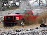 Ford F-250 FX4 2007–10 pictures