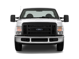 Ford F-250 Super Duty Regular Cab 2007–10 wallpapers