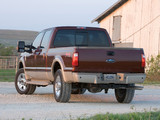 Ford F-250 Super Duty Crew Cab 2007–09 wallpapers