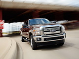 Ford F-250 Super Duty Crew Cab 2009–10 images