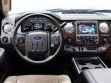Ford F-250 Super Duty Crew Cab 2009–10 photos