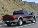Ford F-250 Super Duty Crew Cab 2009–10 pictures