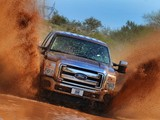Ford F-250 Super Duty FX4 Extended Cab 2010 images