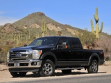 Ford F-250 Super Duty FX4 Crew Cab 2010 images